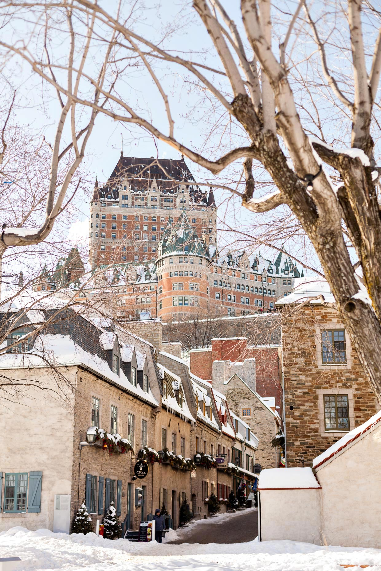 Winter Carnival, Quebec City, Quebec