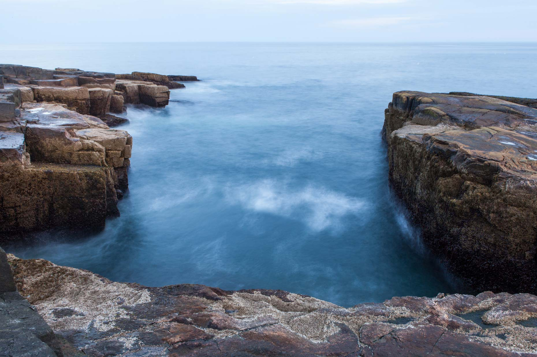 Schoodic Point, Acadia National Park, Maine  |  Nature + Landscape