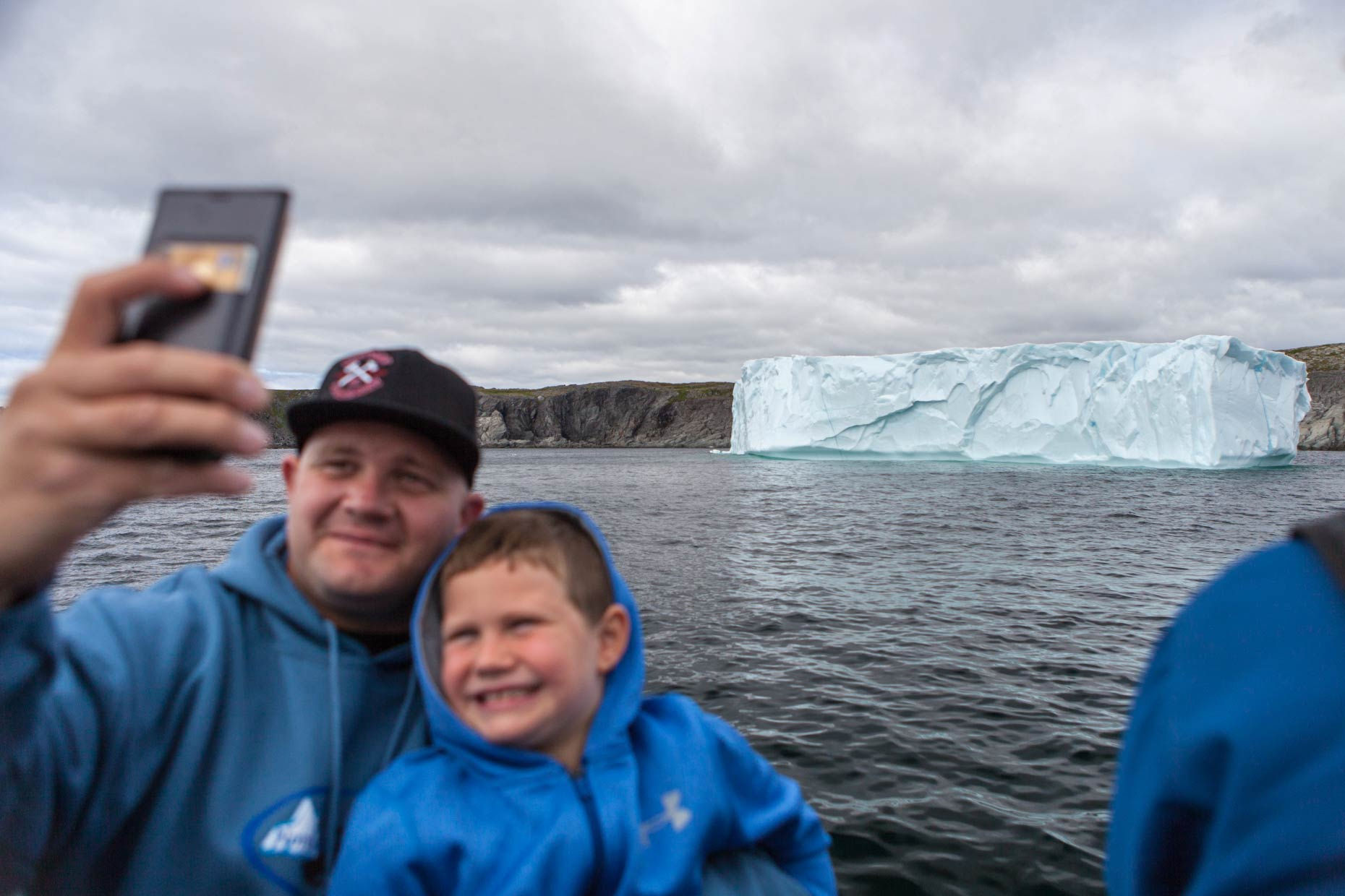 Iceberg Spotting in Newfoundland | Travel Photography