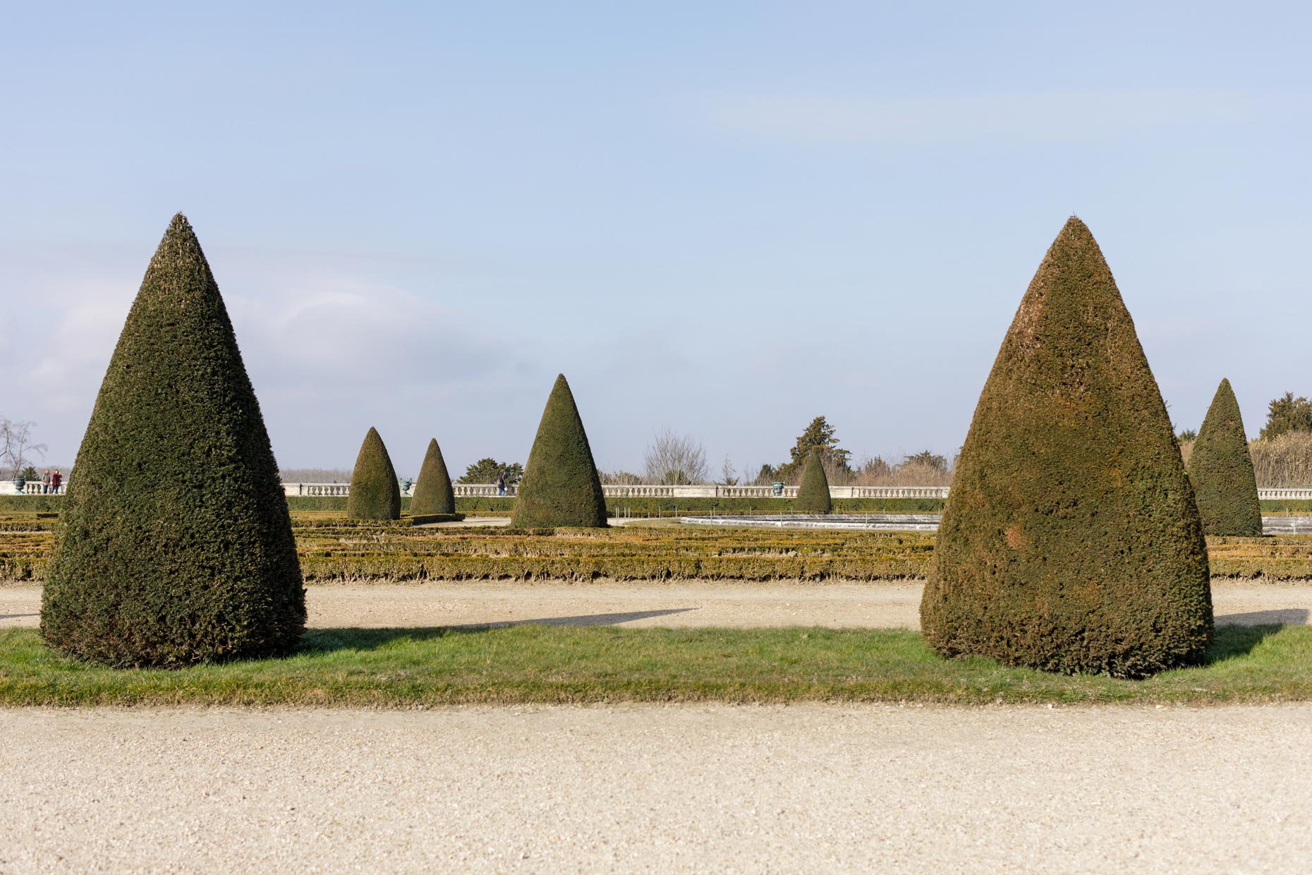 The Manicured Gardens of Versailles, France | Travel Photography